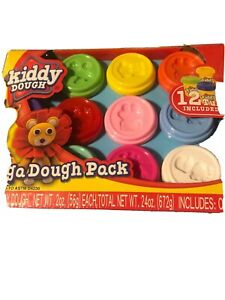 Mega Dough Pack 12 Tubs Included