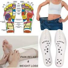 2X MindInSole Acupressure  Massage Foot Therapy-Reflexology Pain Relief