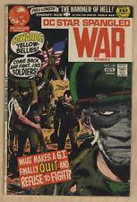 Star Spangled War Stories #159 1971 VG 4.0