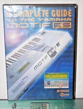 Yamaha World of Motif ES DVD vidéo aide tutoriel entraînement leçon