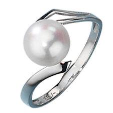 Ringe mit Perlen (17,8 mm Ø) 56