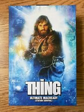 NECA THE THING ULTIMATE MACREADY (STATION SURVIVAL)