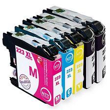 5x XL für Brother LC223 LC225 DCP-J4120DW DCP-J562DW MFC-J480DW MFC-J5720DW 5320