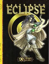 Exalted-Caste Book-ECLIPSE-Adventure-RPG-Roleplaying Game-White Wolf-very rare
