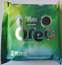 NEW Nabisco Oreo Trolls World Tour Chocolate Sandwich Cookies FREE SHIPPING