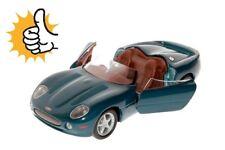 Jaguar XK180 XK 180 convertible car UK modellauto model car Welly diecast 1:36