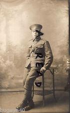 WW1 Machine Gunner Royal West Kent Regiment RWK Chatham