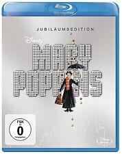 Disney's Mary Poppins - Jubiläumsedition [Blu-ray]  KLASSIKER!  * NEU & OVP *