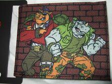 Teenage Mutant Ninja Turtles Bebop & Rocksteady Nickelodeon Bi-Fold Wallet TMNT