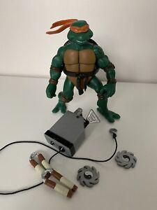 Michelangelo Teenage Mutant Ninja Turtles Playmates 2002 Action Figure TMNT