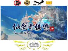仙劍奇俠傳六 (Chinese Paladin:Sword and Fairy 6) PC Digital STEAM KEY - Region Free
