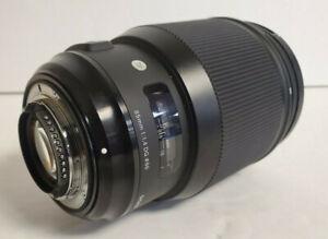 Sigma - Art - 85mm Lens - f/1.4 DG HSM - For Nikon - TESTED