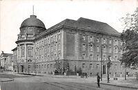 AK Posen Ansiedelungs - Kommission Postkarte gel. Feldpost 1916