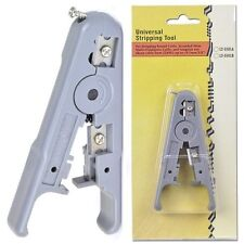 pvc/plenum UTP network/ethernet round cable/cord/wire Stripper/Stripping Tool {G