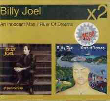 BILLY JOEL An Innocent Man / River of Dreams x2 BOX 2CD NEW SEALED