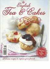 ENGLISH TEA & CAKES,  ( DELICIOUS RECIPES TO IMPRESS YOUR FAMILY * INCLUDE TEA