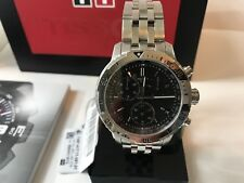 Tissot Men's PRS 200 Chronograph Stainless Watch T067.417.11.051.01 NEW IN BOX!!