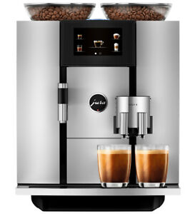 JURA GIGA 6 fully automatic coffee machine, aluminum,free ship Worldwide