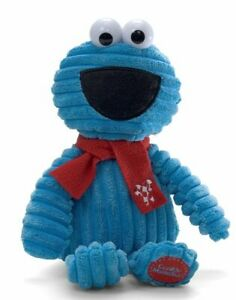 GUND Sesame Street Holiday Cookie Monster Plush Soft Toy