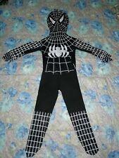Costume UOMO RAGNO - SPIDERMAN Carnevale Nero Bambino