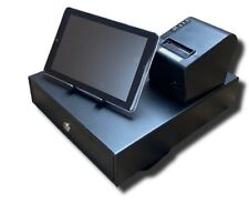 Complete Touch Screen POS EPOS cash till register system - NO MONTHLY FEES