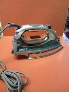 Shark Vertical Steam Electronic Iron Electric Flatiron Anti-Drip Intertek G1462