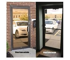 "Mirrored Bronze Privacy Window Film - 48"" x 75 ft"