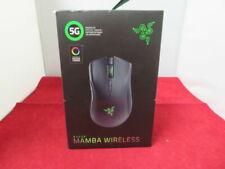 Razer Mamba Wireless Optical PC Gaming Mouse 5g 16000 DPI Black