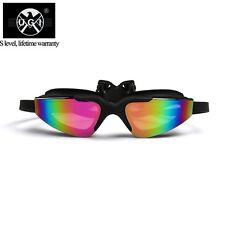UGI Anti-fog anti-ultraviolet swimming goggles men women adult swimming glasses
