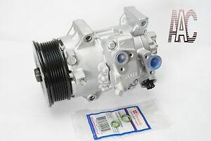 08-14 Scion XB; 09-10 Pontiac Vibe 2.4L;09-12 Toyota Corolla 2.4L A/C Compressor