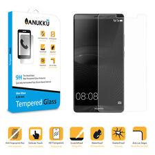 Pellicola Vetro Temperato Anukku Slim 0.26mm Protettiva Per Huawei Mate 8