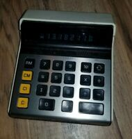 Vintage 1970's Canon Canola L813 Calculator tested working