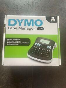 DYMO LabelManager 210D Qwerty Beschriftungsgerät Geeignet für Schriftband: D1 6