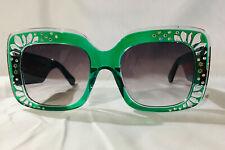 1843f446c5 Authentic New Gucci Sunglasses GG3862S Green Black lenses GG 54-22-145