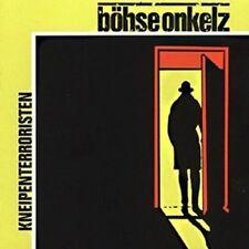 """BÖHSE ONKELZ """"KNEIPENTERRORISTEN""""  CD NEW"""
