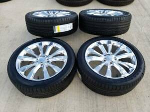 "19"" Chrysler 300 Dodge Charger OEM AWD wheels rims 2017 2018 2019 2020 2538 2530"