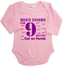 Vestiti e abbigliamento maniche lunghi rosi per bambina da 0 a 24 mesi Taglia / Età 6-9 mesi