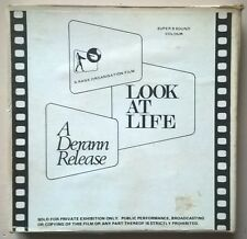 Super 8mm Film Derann Look at Life 'The Other Film World' 200ft Col. Snd. (Fade)