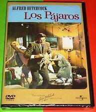 LOS PAJAROS Alfred Hitchcock's The Birds DVD R2 Precintada