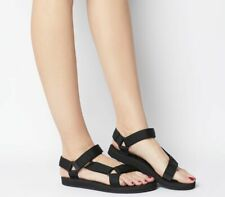 Womens Teva Original Universal Sandals Black Sandals