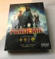 Pandemic Board Game Z-MAN NEW Sealed In Box