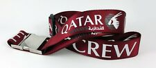 Qatar Airways Crew Luggage Strap