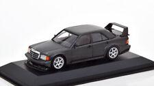 1:43 Minichamps Mercedes 190E 2.5-16 Evo2 1990 black-metallic