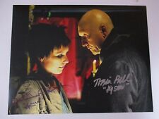 SAW JIGSAW TOBIN BELL SHAWNEE SMITH SIGNED AUTOGRAPH 11X14 EXACT SIGNING PROOF