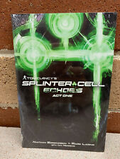 Official Tom Clancy's Splinter Cell Blacklist 24 Page Mini Comic Book NEW
