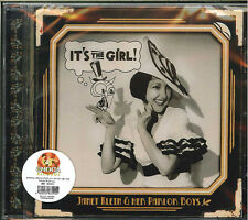 JANET KLEIN AND HER PARLOR BOYS-IT'S THE GIRL-JAPAN CD E83