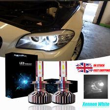 For BMW 7 Series E66 H7 H7 501 55w Clear Xenon High//Low//Side Headlight Bulbs Set