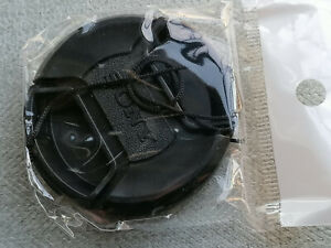 55mm Camera Front Lens Cap Cover Snap-clips For Sony lenses