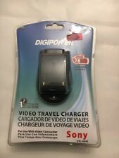 Digipower VTC-500S Digital 1 Hour Travel Charger for Sony