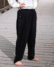 MEDIEVAL RENAISSANCE Lace-Up Pants